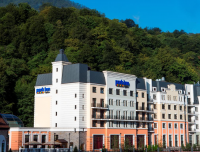 SPA-отдых в отеле Park Inn by Radisson Rosa Khutor